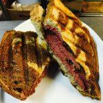 Reuben Sandwich from Carolina Smoke for St. Patricks Day
